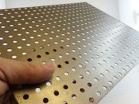 Lochblech Stahl blank TRg50.03 / 1.5x1000x2000mm