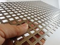 Lochblech Stahl TQg50.39 / 1.5x1000x2000mm /