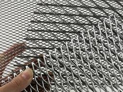 Streckmetall Stahl TSM6x3 / 0.5x1000x2000mm