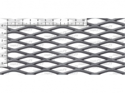 Streckmetall Stahl TSM43x13 / 1.5x1000x2000mm