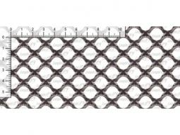 Streckmetall Aluminium TSM20R / 2x1000x2000mm flachgewalzt