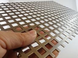 Lochblech Stahl TQg100.44 / 1.5x1000x2000mm