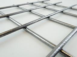 Grillage soudé acier galva TGS40G / 3.5x1000x2000mm