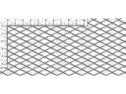 Métal déployé Acier inox V2A TSM16x8 / 1x1000x2000mm