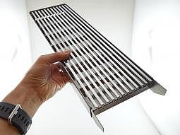 DecoDrain Rinne TDR30.100 / 0.8x30x2000mm