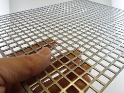 Lochblech Stahl verzinkt TQg100.51 / 1.5x1000x2000mm /